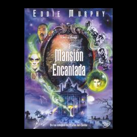 La Mansion Encantada DVD