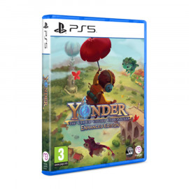 Yonder: The Cloud Catcher Chronicles Enhanced Edition PS5 (SP)