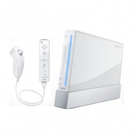 Pack: Wii + Wiimote & Nunchuk + Wii Sports