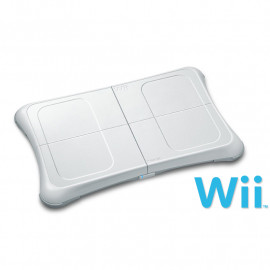 Pack: Balance Board Wii + Wii Fit