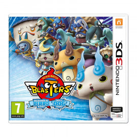 Yo-Kai Watch Blasters: Escuadron Del Perro Blanco 3DS (SP)