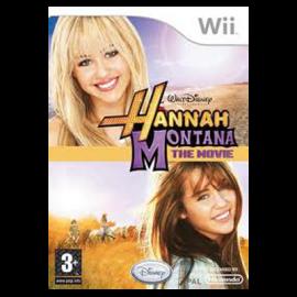 Hannah Montana la Pelicula WII (SP)