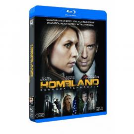 Homeland Temporada 2 BluRay (SP)