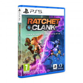 Ratchet and Clank: Una Dimension Aparte PS5 (SP)