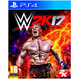 WWE 2K17 PS4 (SP)
