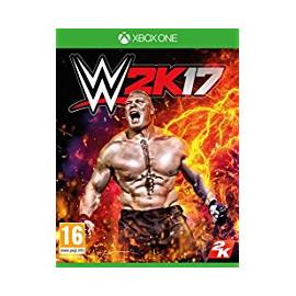 WWE 2K17 Xbox One (SP)