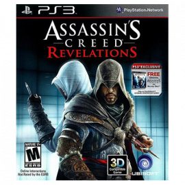 Assassin's Creed Revelations + Assassins Creed PS3 (SP)