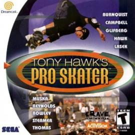 Tony Hawk's Skateboarding DC (SP)