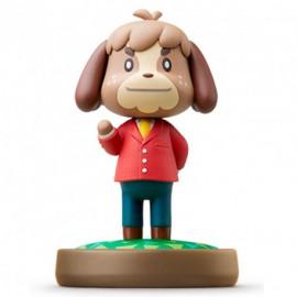 Figura Amiibo Animal Crossing Candres Digby