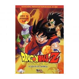 Dragon Ball Z Ed Remasterizada Volumen 1 (1-8) DVD