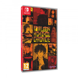 Kowloon High School Chronicle Switch (SP)
