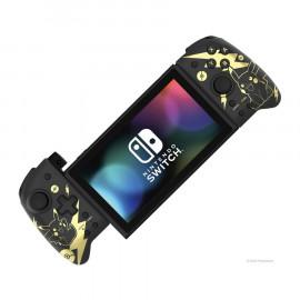 Split Pad Pro Pikachu Black and Gold Hori Switch