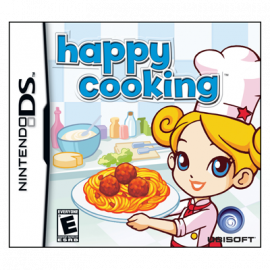 Happy Cooking DS (SP)