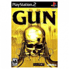 Gun PS2 (SP)