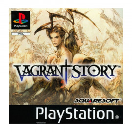 Vagrant Story PSX (UK)
