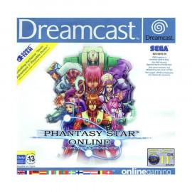 Phantasy Star Online DC (SP)