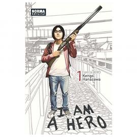 Manga I Am a Hero Norma 01