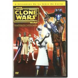 Star Wars The Clone Wars Temporada 1 04 DVD
