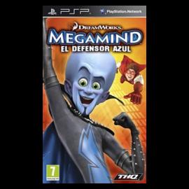 Megamind el Defensor Azul PSP (SP)