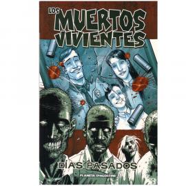 Comic Los Muertos Vivientes Planeta 01