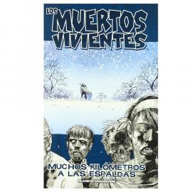 Comic Los Muertos Vivientes Planeta 02