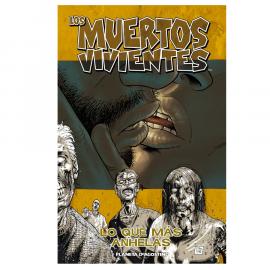 Comic Los Muertos Vivientes Planeta 04