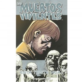 Comic Los Muertos Vivientes Planeta 06