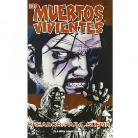 Comic Los Muertos Vivientes Planeta 08