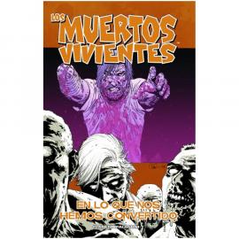 Comic Los Muertos Vivientes Planeta 10