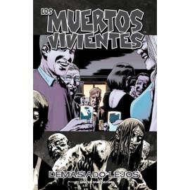 Comic Los Muertos Vivientes Planeta 13