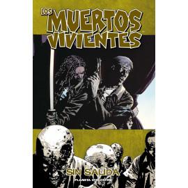 Comic Los Muertos Vivientes Planeta 14