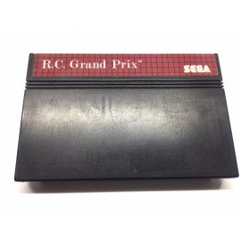 R.C. Grand Prix Sega MS