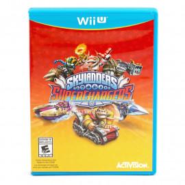 Juego Skylanders Superchargers Wii U (SP)