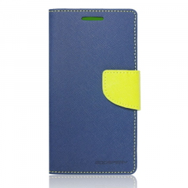 Funda Fancy Diary Mercury Azul-Limon iPhone 7/8