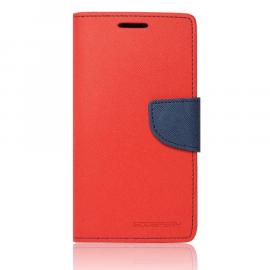 Funda Fancy Diary Mercury Rojo-Azul iPhone 7/8
