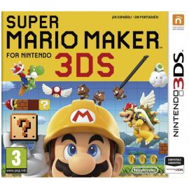 Super Mario Maker 3DS (SP)