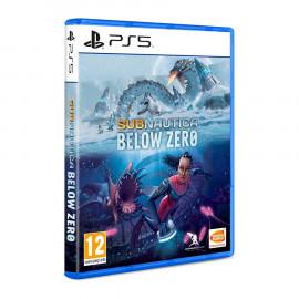 Subnautica Below Zero PS5 (SP)
