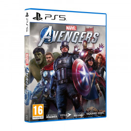 Marvel Avengers PS5 (SP)
