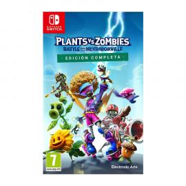 Plantas vs Zombies Battle for Neighborville Edicion Completa Switch (SP)