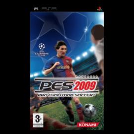 PES 2009 PSP (SP)