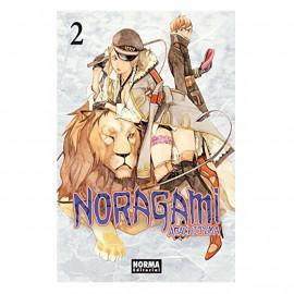 Manga Noragami Norma 02