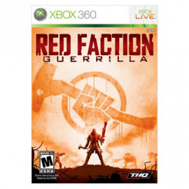 Red Faction Guerrilla Xbox360 (SP)