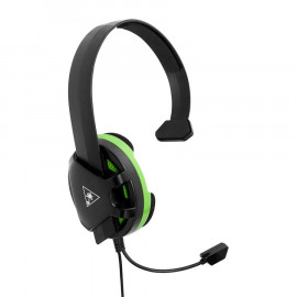Headset Gaming Turtle Beach Recon Chat Negro Verde Xbox