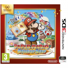 Paper Mario Sticker Star Nintendo Selects 3DS (SP)