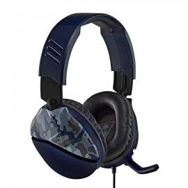 Headset Gaming Turtle Beach Recon 70 Camuflaje Azul