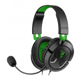 Headset Gaming Turtle Beach Recon 50X Negro Verde Xbox One
