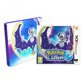 Pokemon Luna Edicion Limitada Steelcase 3DS (SP)
