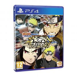 Naruto Shippuden: Ultimate Ninja Storm Trilogy PS4 (SP)