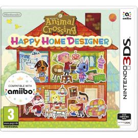 Animal Crossing: Happy Home Designer 3DS (UK)