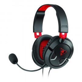 Headset Gaming Turtle Beach Recon 50 Negro Rojo
